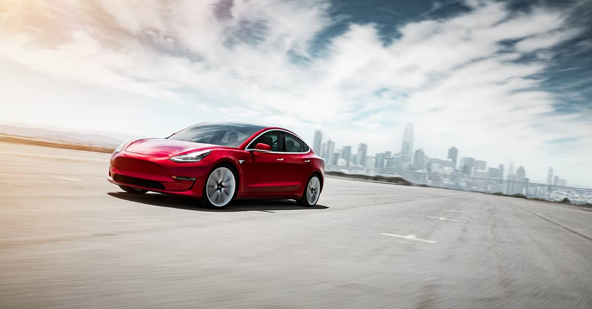 Customize Your Own Car Online >> Design Your Model 3 Tesla