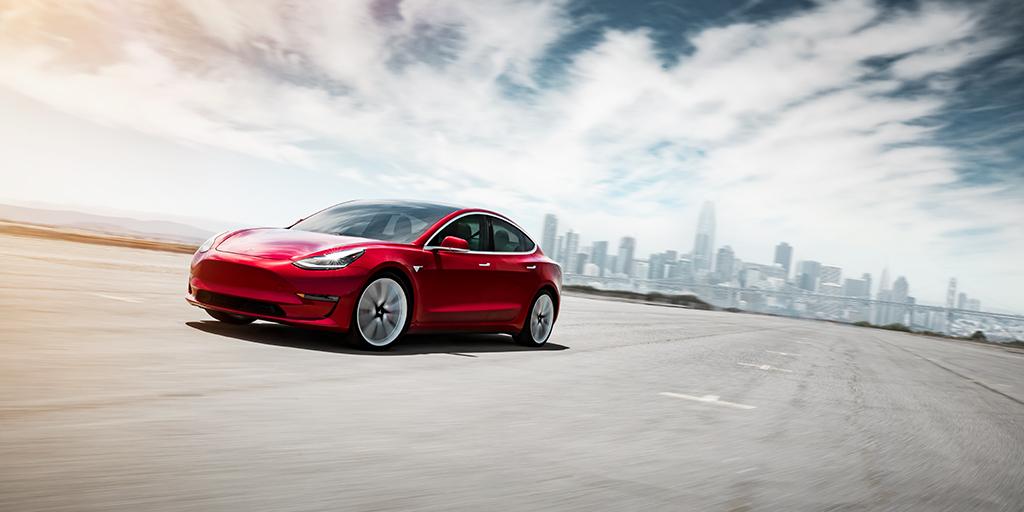 Design Your Model 3 Tesla