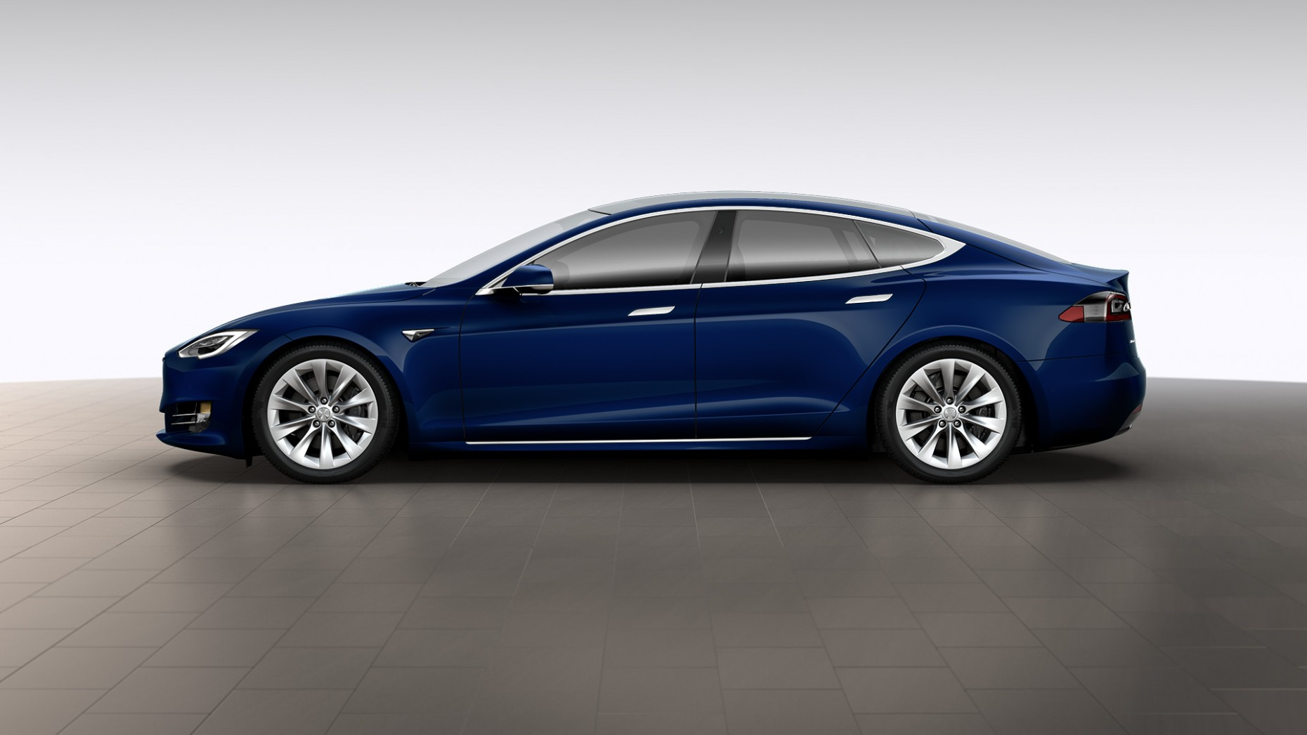 2017 tesla model s 75 deep blue metallic paint vin 5yjsa1e15hf228411 for sale in usa tesla. Black Bedroom Furniture Sets. Home Design Ideas