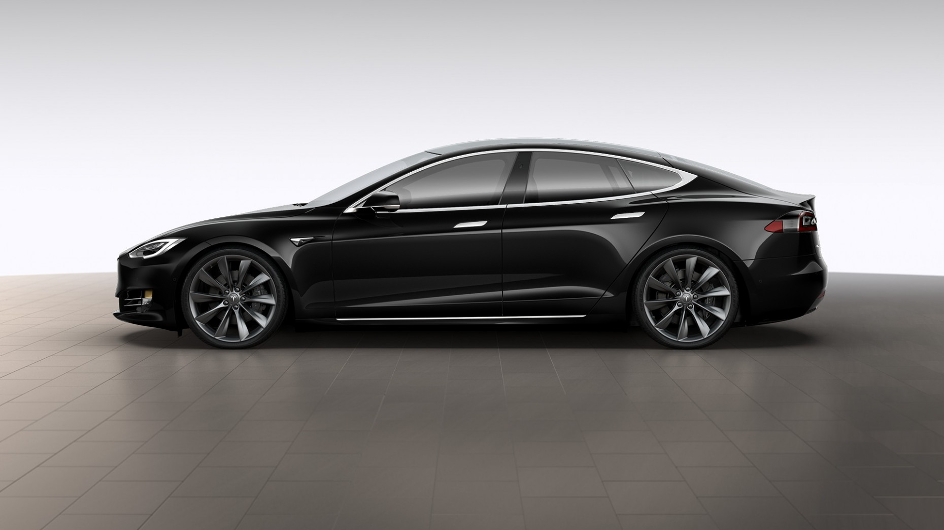 2017 tesla model s 100d obsidian black metallic paint vin 5yjsb7e27hf220772 for sale in new. Black Bedroom Furniture Sets. Home Design Ideas
