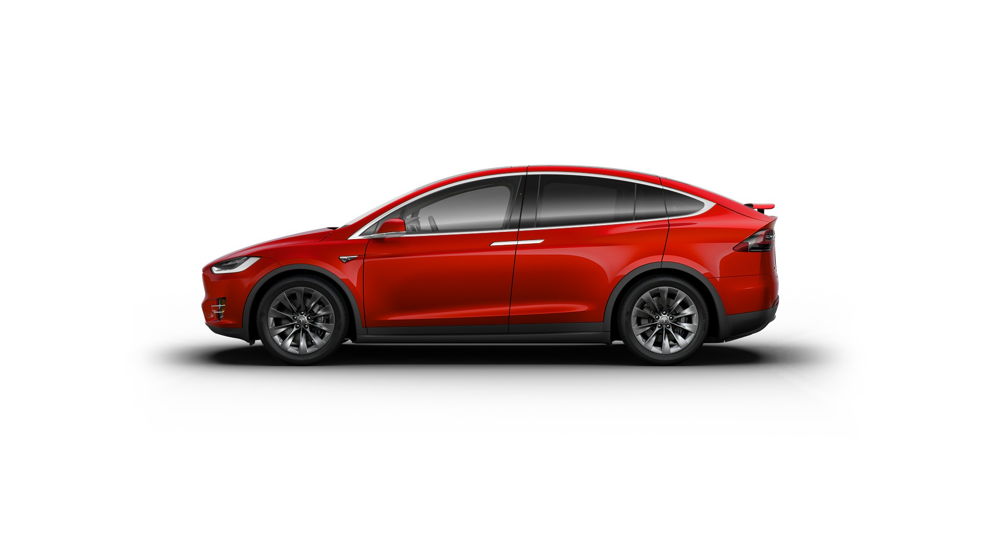 2017 tesla model x 100d red multi coat paint vin 5yjxcbe26hf065587 for sale in usa tesla deals. Black Bedroom Furniture Sets. Home Design Ideas