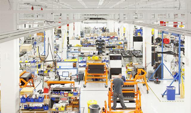 Tesla's NUMMI Plant