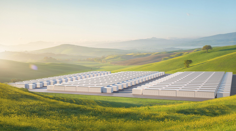 Introducing Megapack Utility Scale Energy Storage Tesla
