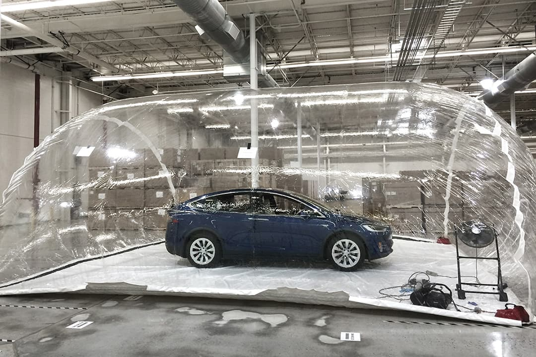 Putting the tesla hepa filter and bioweapon defense mode for Tesla model x cabin air filter