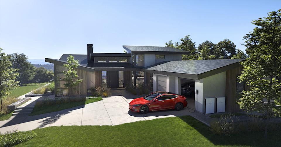 Tesla Solar Roof Order >> Solar Roof Tesla