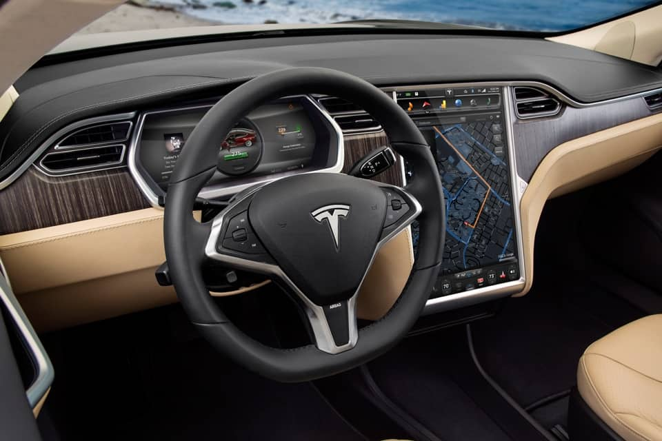 Tesla Model S The First Fully Electric Car Done Right