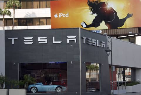 Tesla Los Angeles