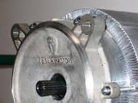 The first Tesla Motors prototype motor