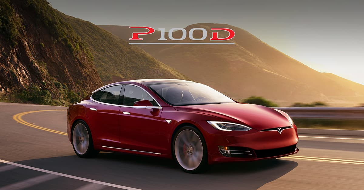 New Tesla Model S Now The Quickest Production Car In The World Tesla