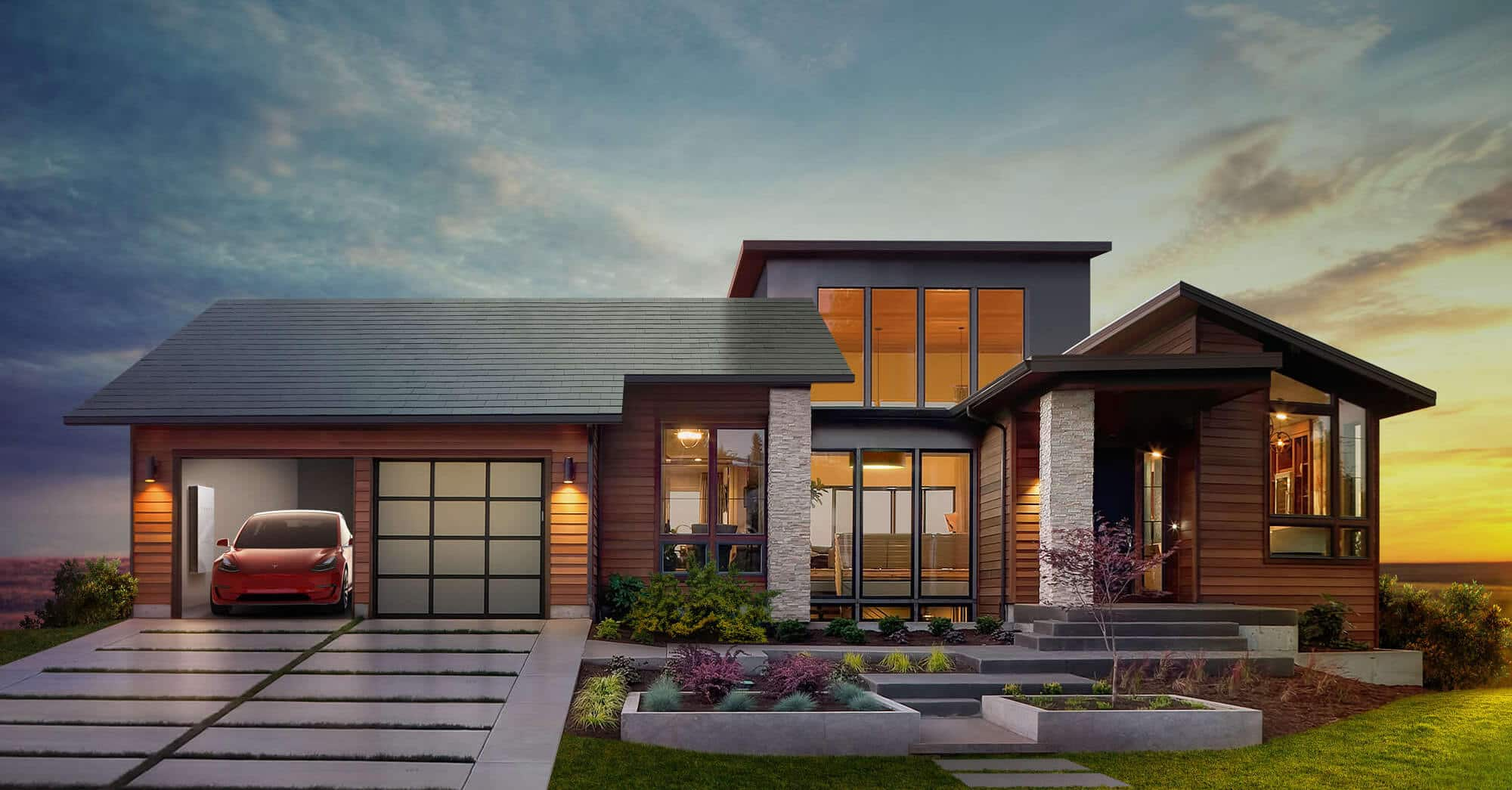 Solar Roof Faqs Tesla