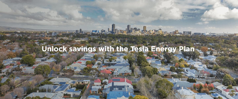 Tesla Energy Plan