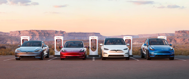 體驗 Tesla