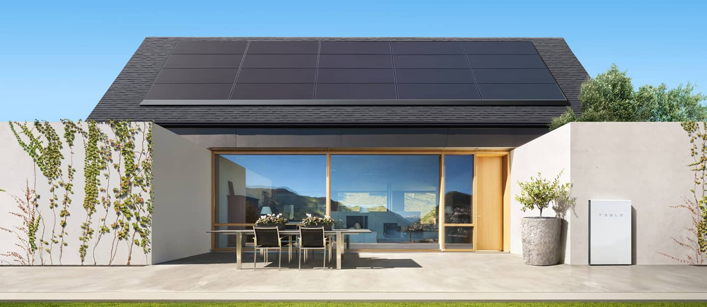 Powerwall with Solar