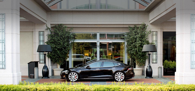 Destination Charging  Tesla