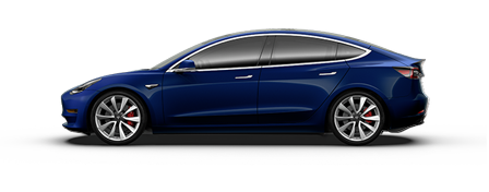 Model 3 Side Profile