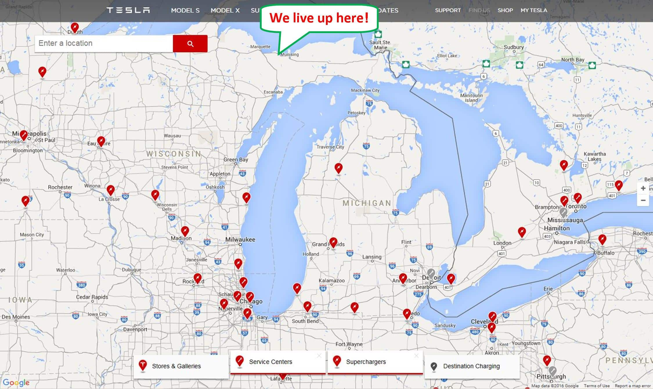 Tesla Supercharger Locations Illinois additionally Tesla Installs 100th Supercharger Station furthermore Tesla Firmware 5 9 Air Suspenson Hill Assist together with Tesla Supercharger Locations 2014 2015 further Tesla To Expand Free Charging Stations Nationwide But Not Its Dealerships. on tesla supercharger locations map