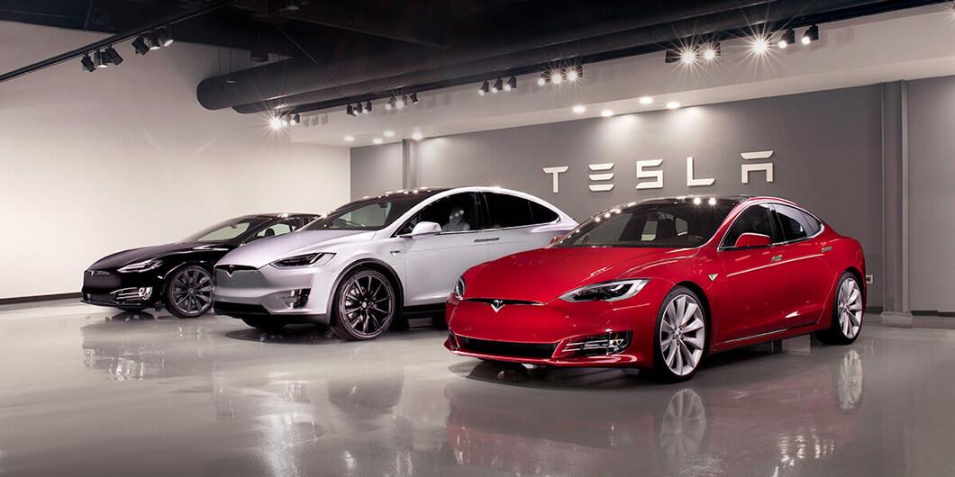 Tesla Fremont Indoor