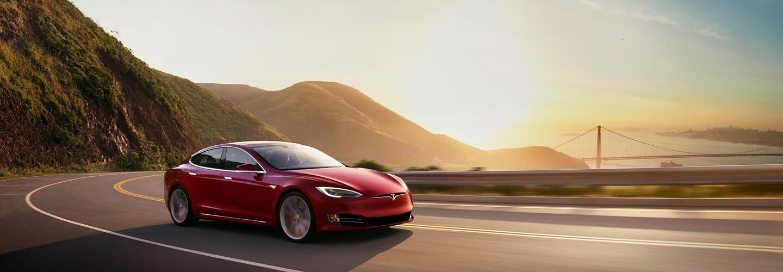 Tesla Enterprise Hero Image