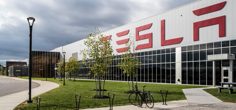 Tesla Gigafactory 2   Tesla