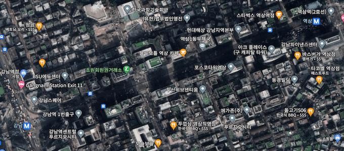 map-tesla-asia-south-korea