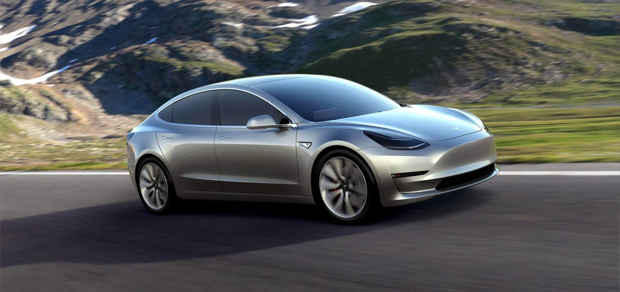 Model 3 Tesla Australia