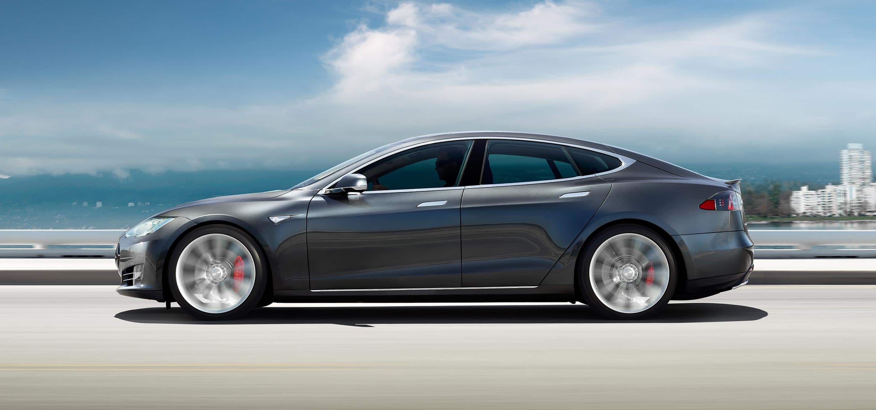 Elon Musk: With the Right Tires, a Tesla Could Travel 1,000+ ...