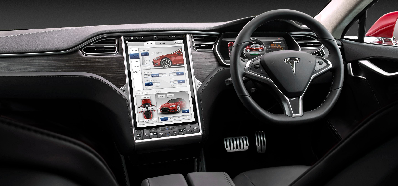 Model S Tesla Motors Australia