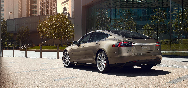 Pre Owned Tesla >> Model S