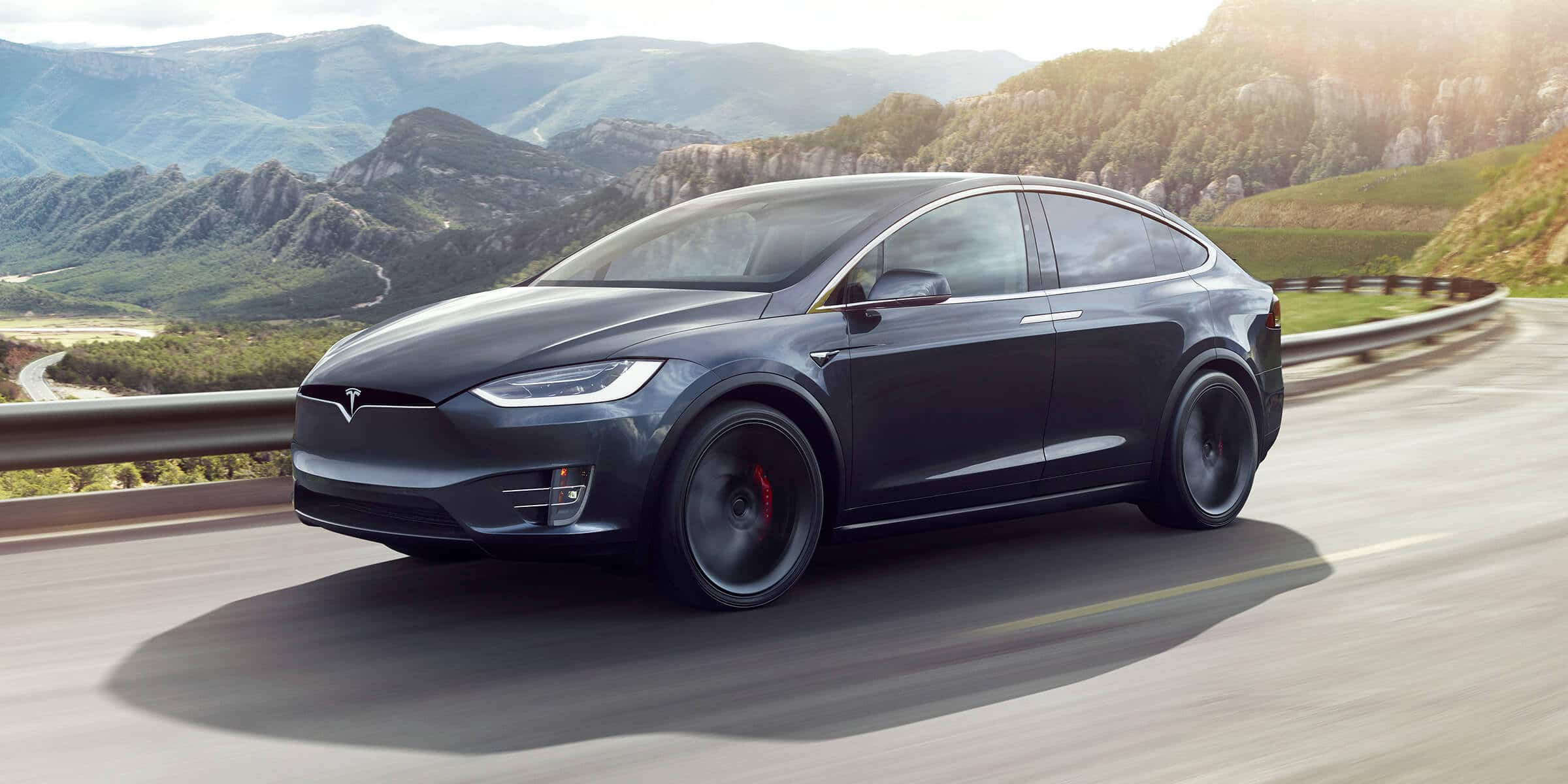 Tesla Model X The First Suv Ever To Achieve 5 Star Crash