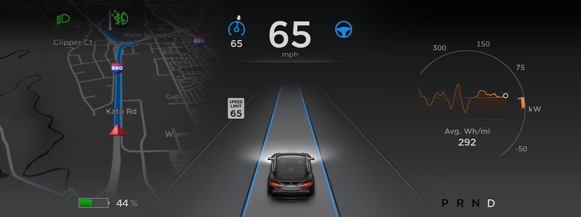 Model S Autopilot Press Kit Tesla Deutschland