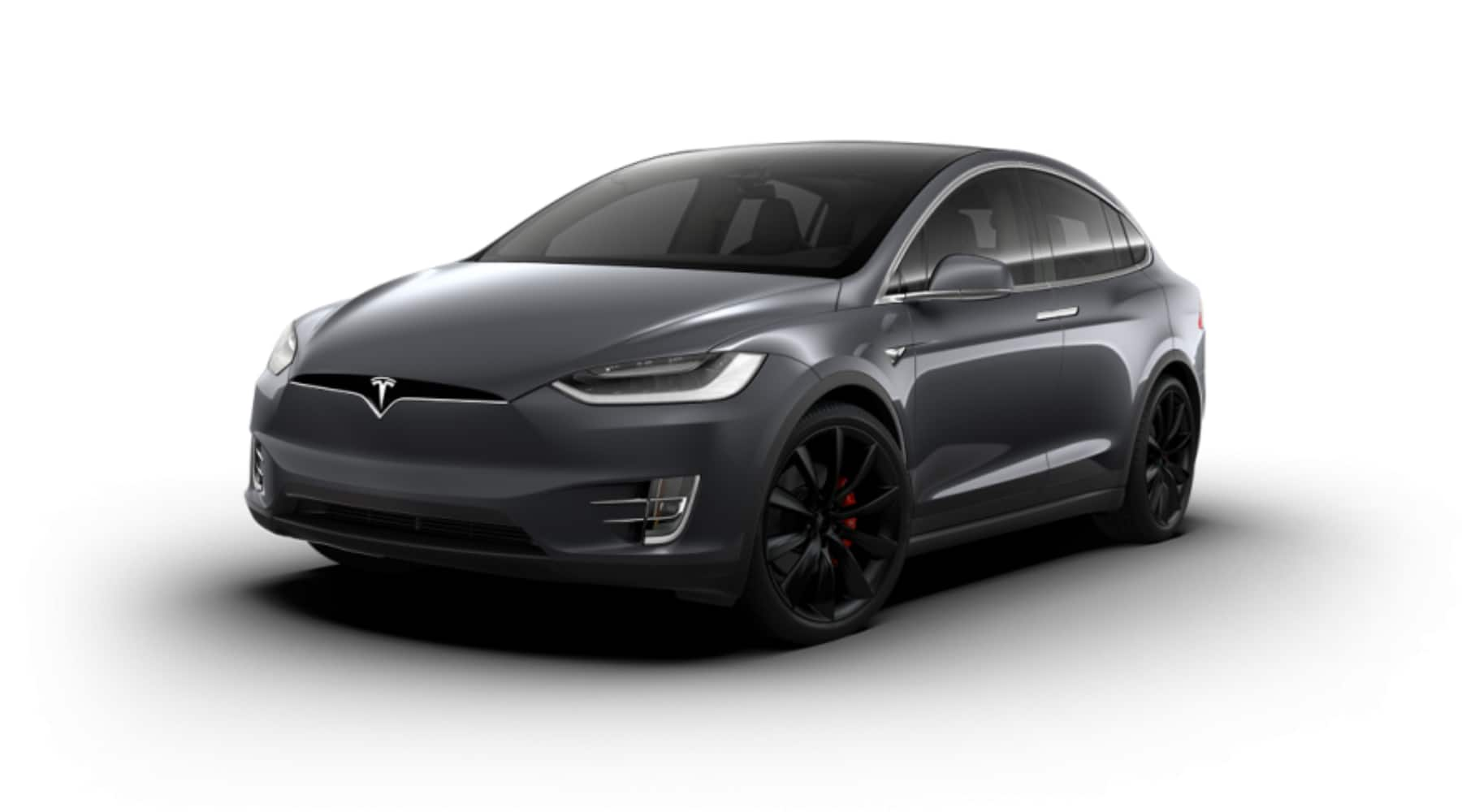 Meet Your Tesla Model X