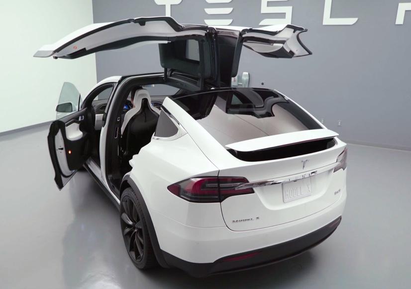 Support Tesla