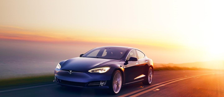 Model S Hero