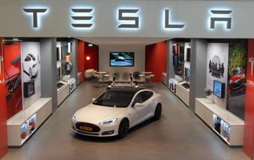 tesla store d sseldorf automobil bau auto systeme. Black Bedroom Furniture Sets. Home Design Ideas
