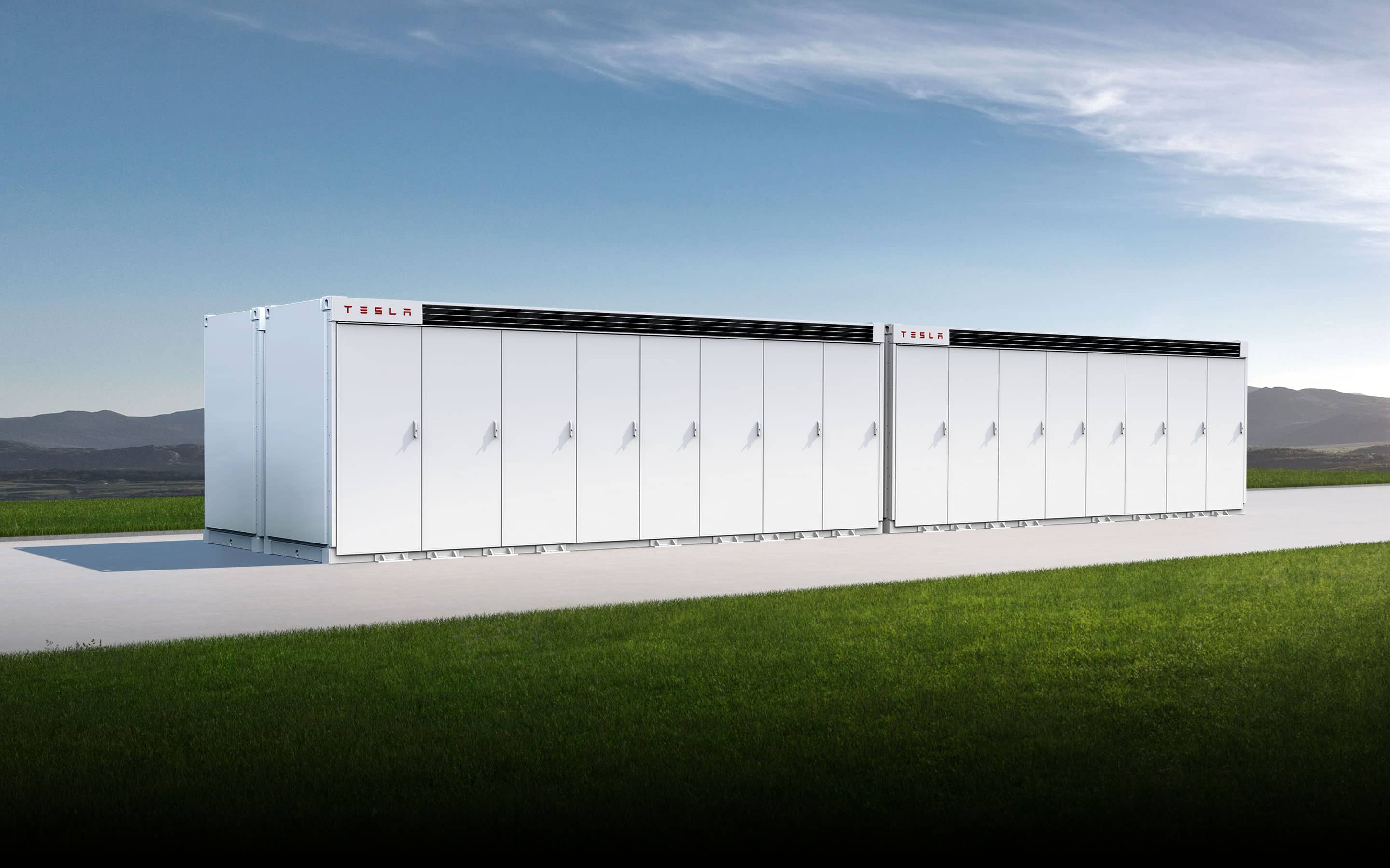 Megapack Energy Storage