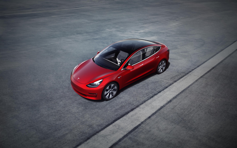 Model 3 Hero
