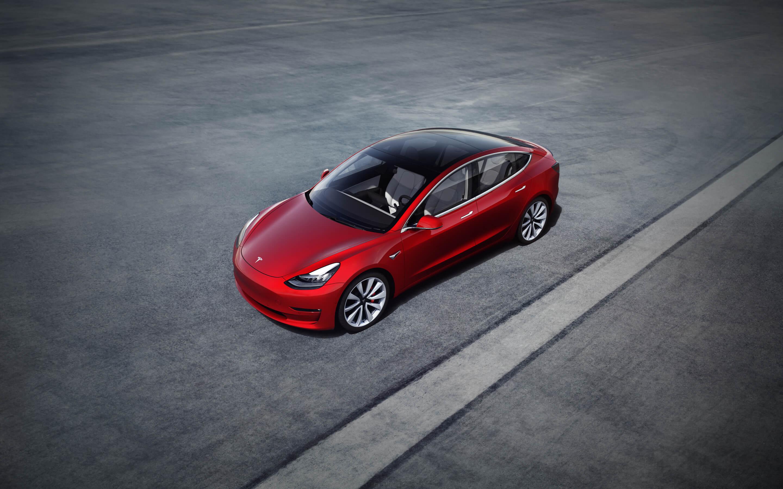 Red Model 3
