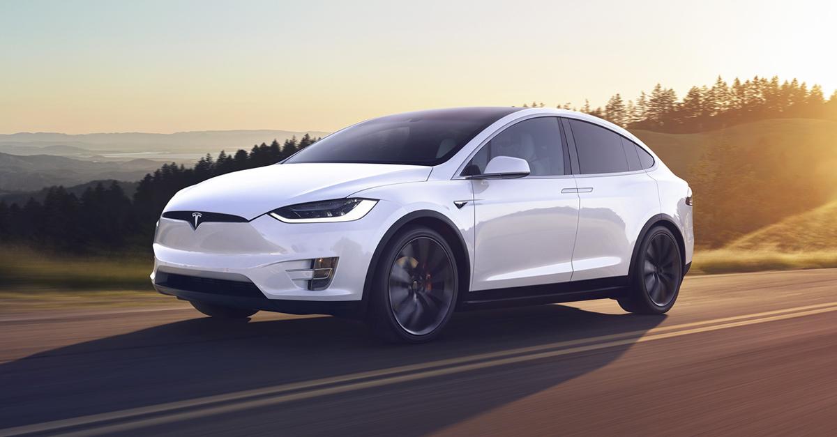 Model X | Tesla