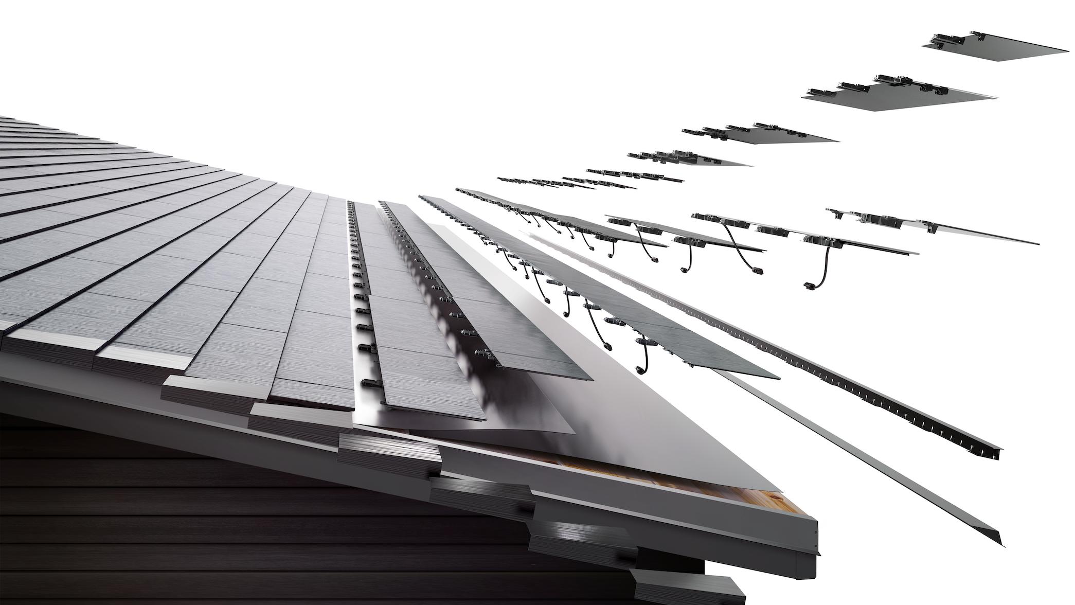 Solar Roof Design