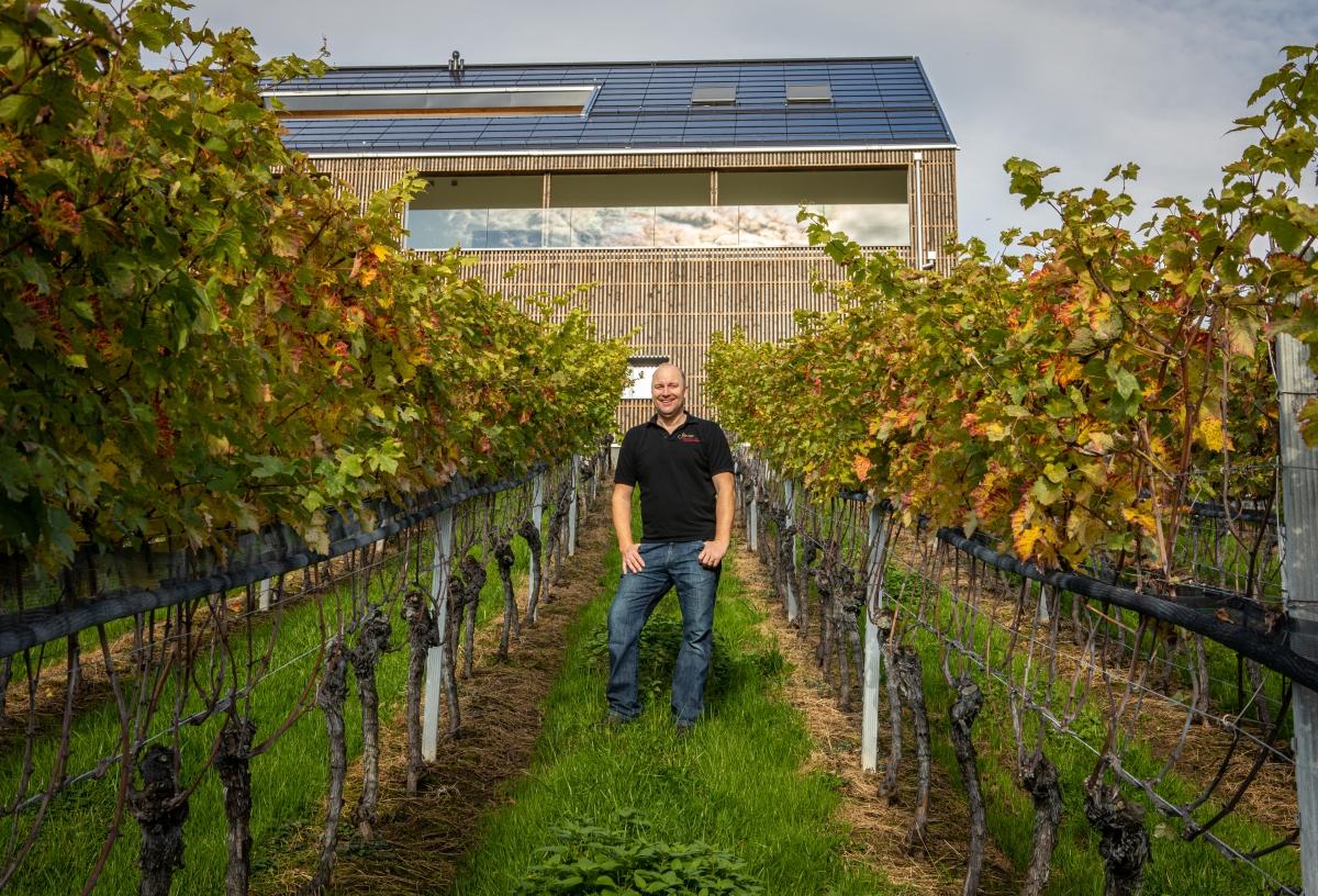Letten winery, Switzerland