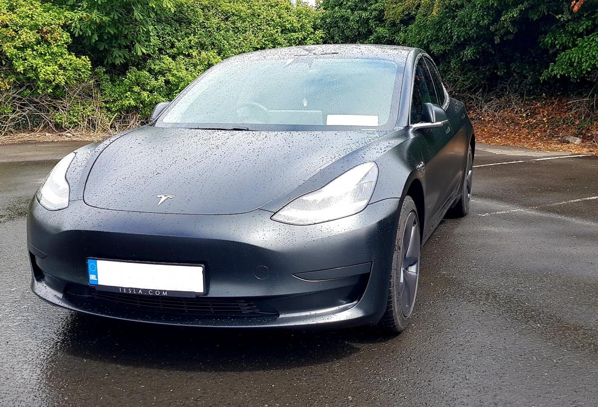Grey Model 3