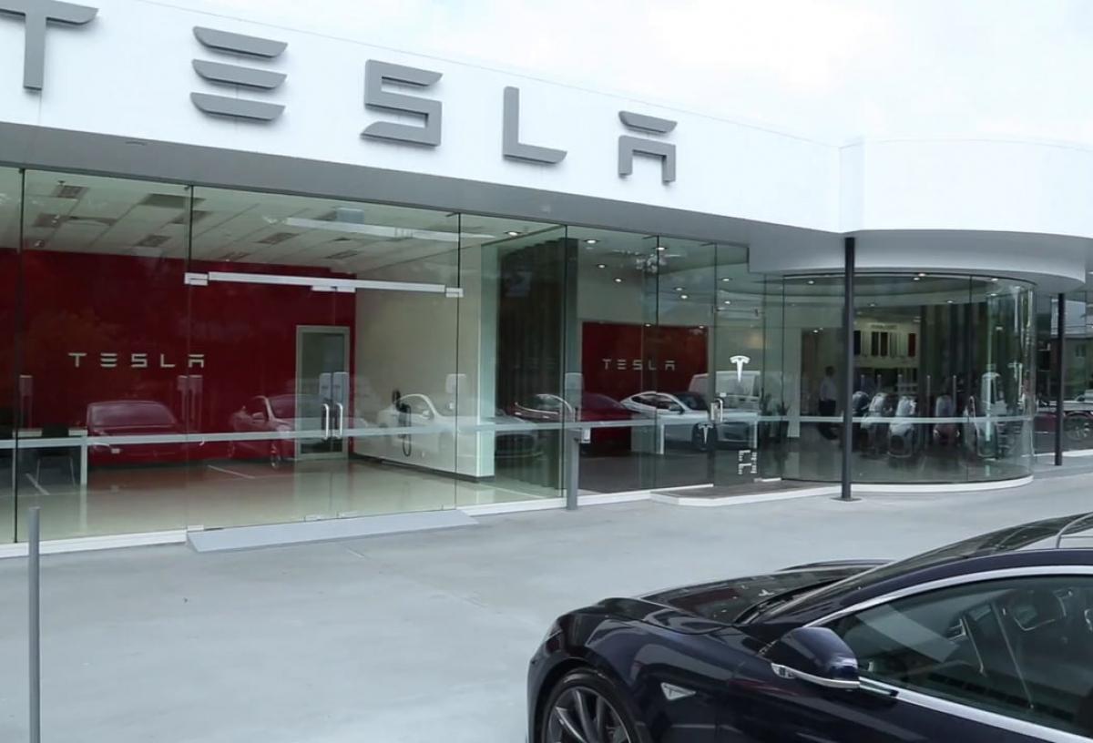 Videos Tagged Grand Opening Tesla Motors