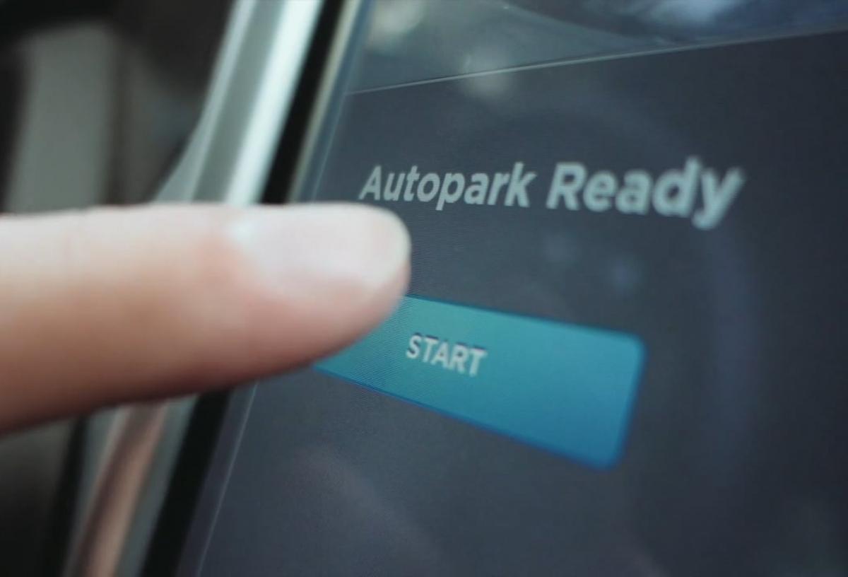 Pilote automatique — Parking auto