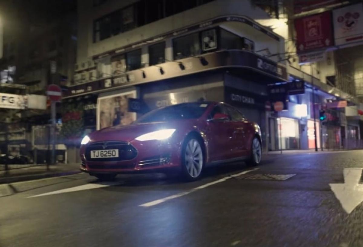 Tesla in Hong Kong (Subtitled)