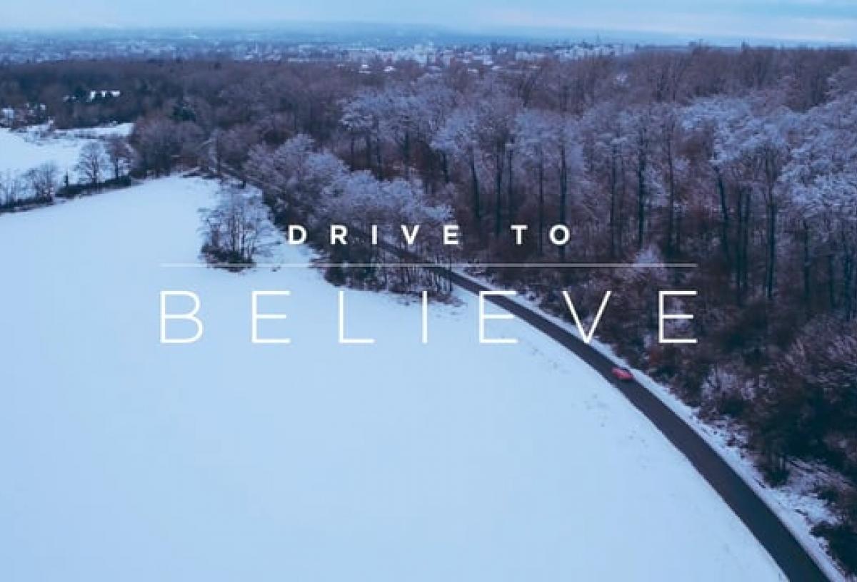 Tesla Drive to Believe Germany
