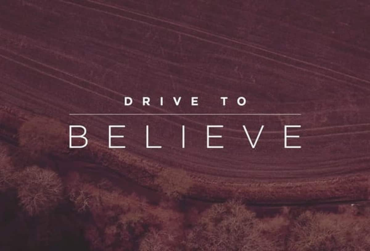 Tesla Drive to Believe England