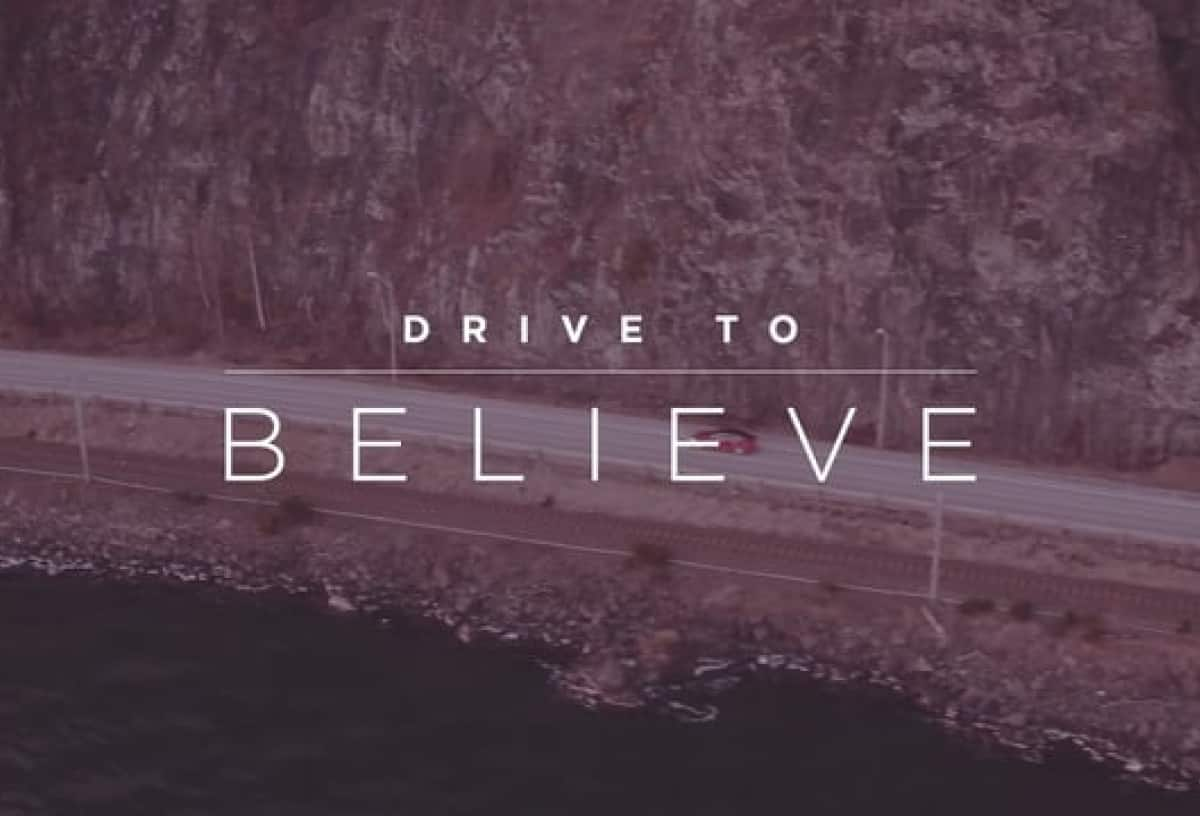 Tesla Drive to Believe Norway EN