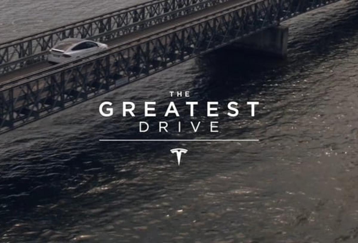 The Greatest Drive - Teaser