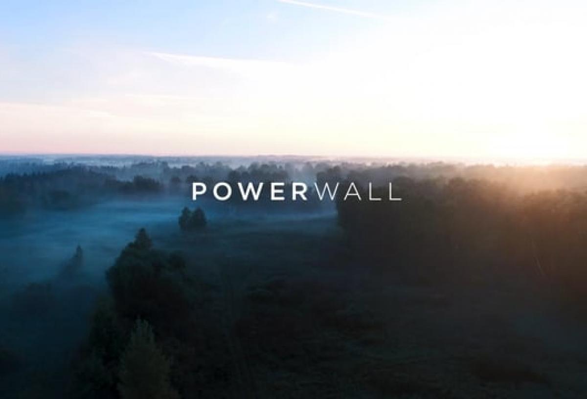 Roberts Powerwall oplevelse