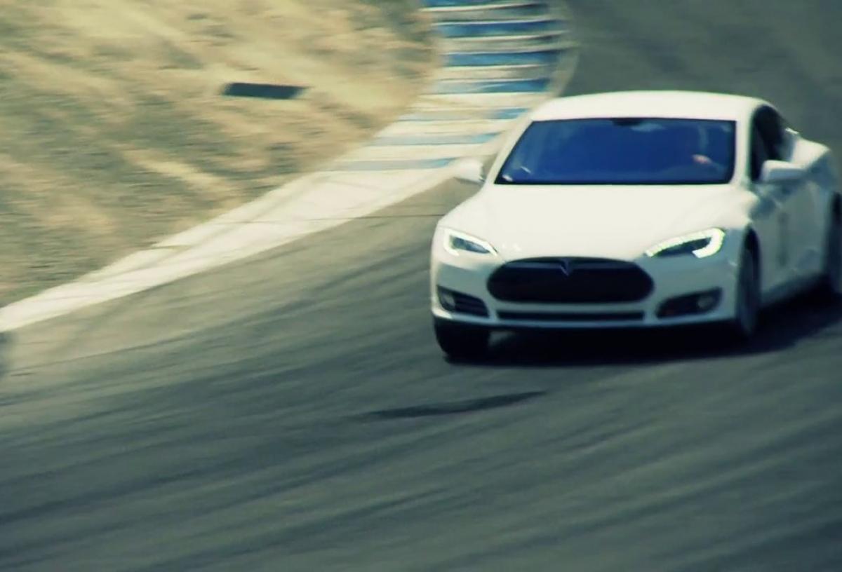 Tesla Motors Sizzle Reel